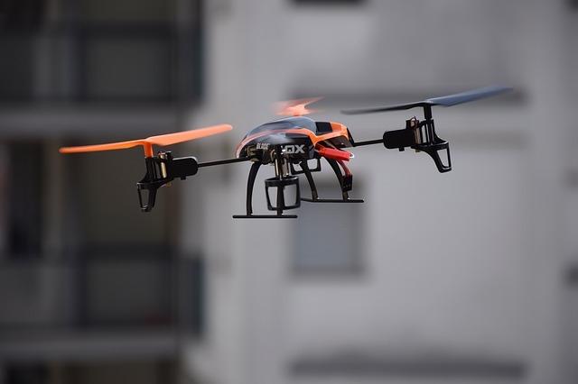 Mini dron za otroke